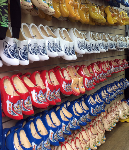 wooden-shoes