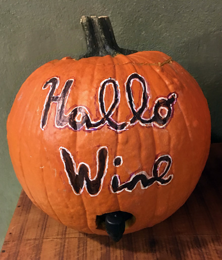 hollo-wine